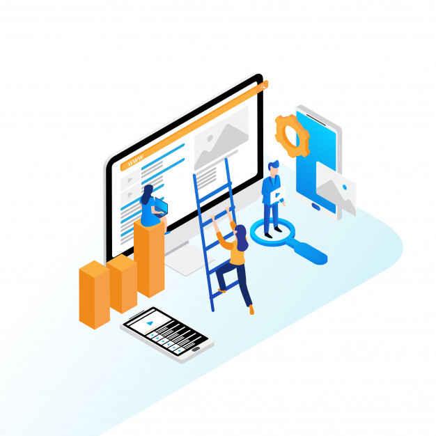 طراحی سایت در 8 قدم ساده